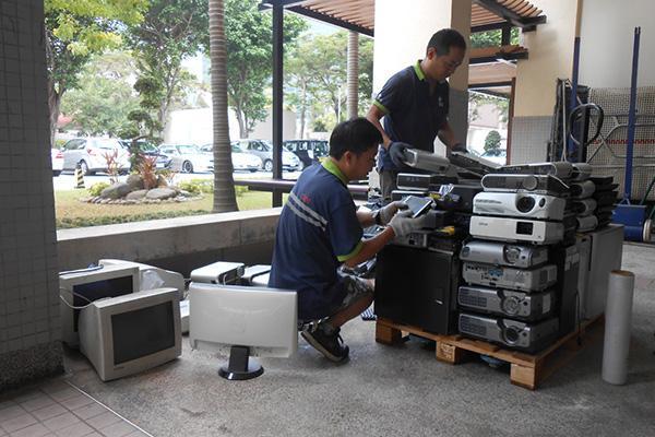 废弃电器电子回收注意事项和建议