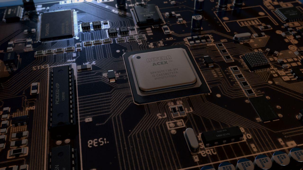 广州高价回收工厂电脑手机IC芯片配件