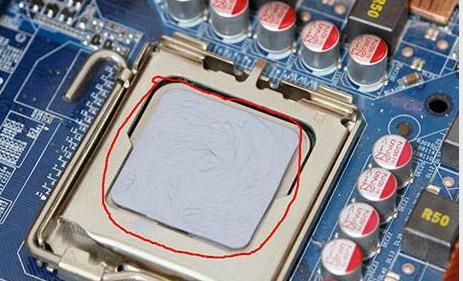 cpu硅胶怎么用,教您cpu硅胶怎么涂