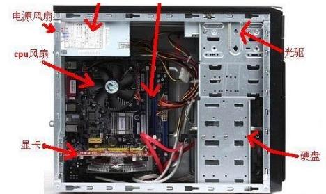 站长教您电脑启动黑屏怎么办
