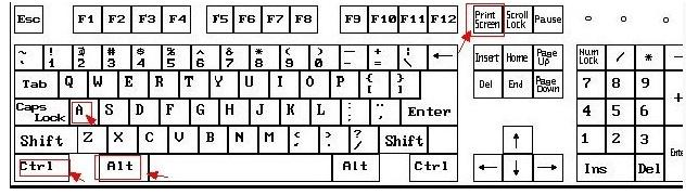 详解几种电脑截图的方法