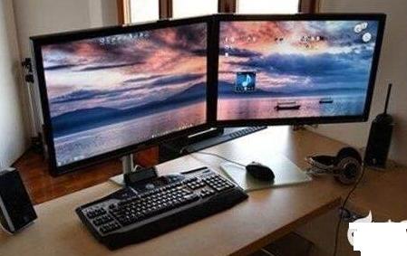 告诉你一台电脑两个显示器怎么实现